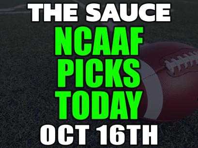 College Football Picks Saturday 10/16
