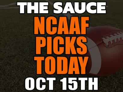 College Football Picks Friday 10/15