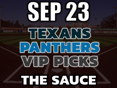 Texans vs Panthers VIP Ticket