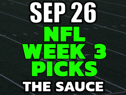 NFL Picks Today 9/26