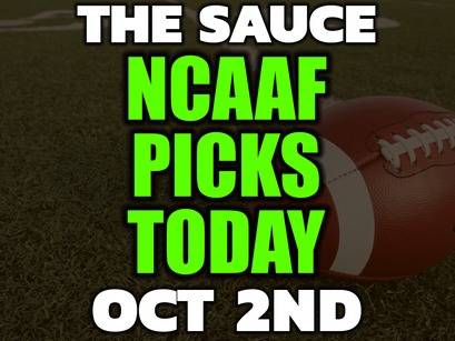 College Football Picks Saturday 10/2