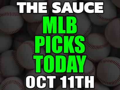 MLB Picks Monday 10/11
