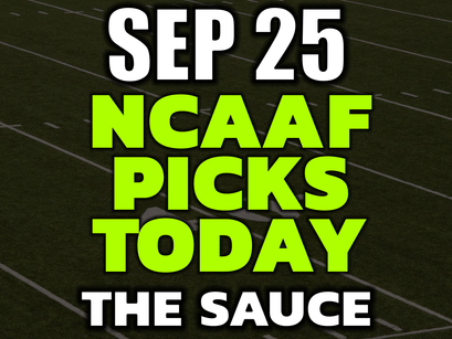 College Football Picks Today 9/25