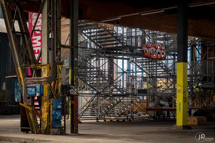 Industriele architectuur