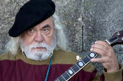 banjo player Portokopie