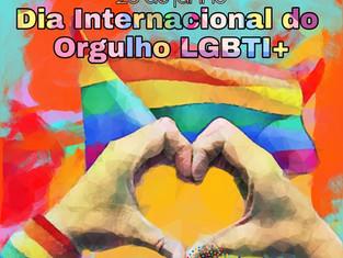 Por que precisamos de um dia do Orgulho LGBTQI+