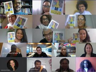 Manhã de autógrafos celebra lançamento da Biografia resultante de programa do Instituto Modo Parités