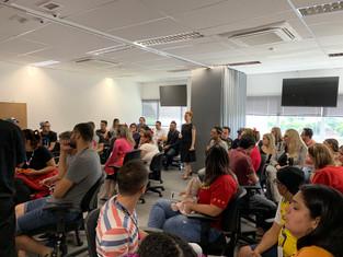 Diversidade no mundo do trabalho – Instituto Modo Parités promove treinamento a 80 líderes e gestore