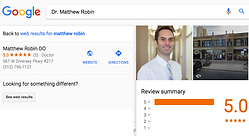 matthew robin web result 5 stars