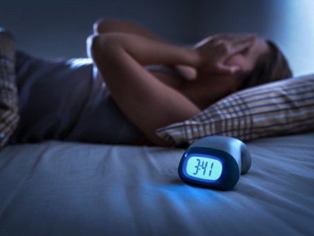 Insomnia...There May be More to it Than You Think