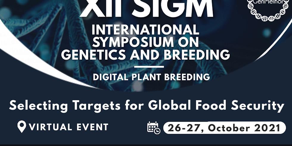 XII International Symposium on Genetics and Breeding
