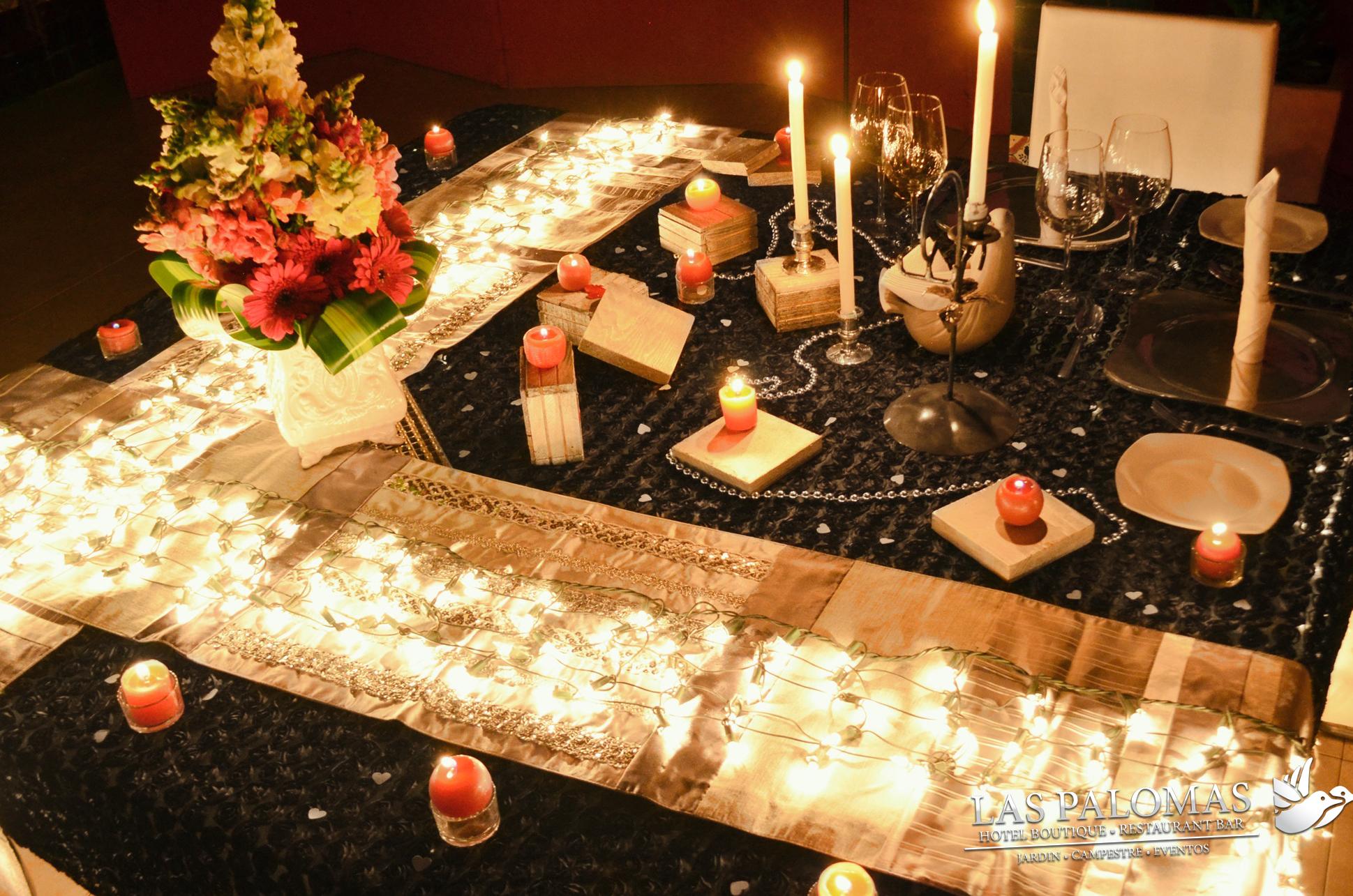 Cenas Románticas.