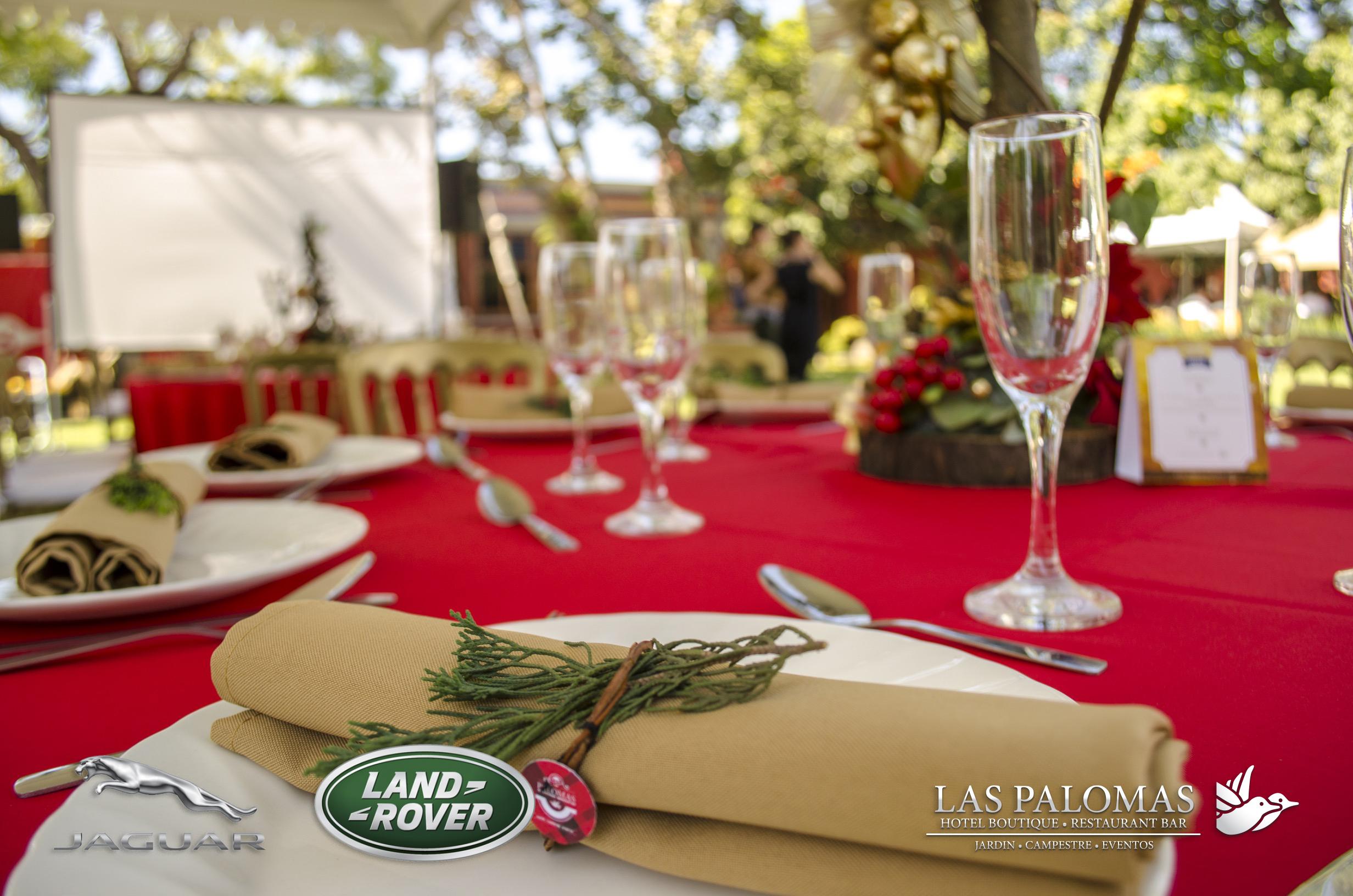 Jaguar - Land Rover Despedida de Año