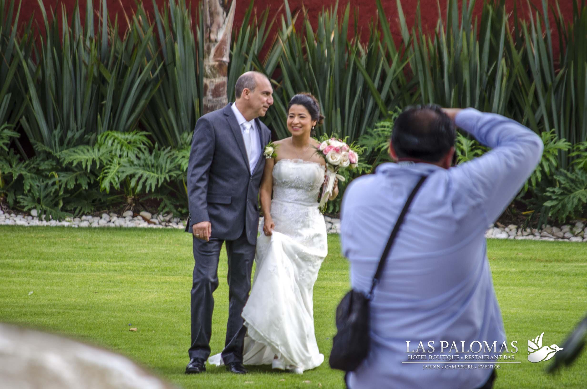 Boda Silvia y Mauricio.