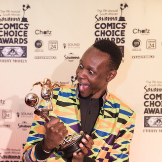 Long John The Comedian | Savanna Pan African Comic of the Year