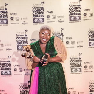 Celeste Ntuli | Flying Solo Award