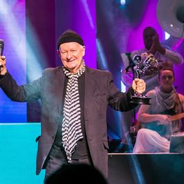 Lifetime Achiever   Pieter-Dirk Uys