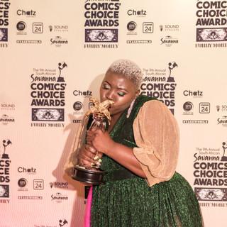 Celeste Ntuli | Comedy G Award