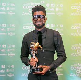 Savanna Pan-African Comic of the Year | Basketmouth