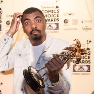 Loyiso Gola | Savanna Comic of the Year