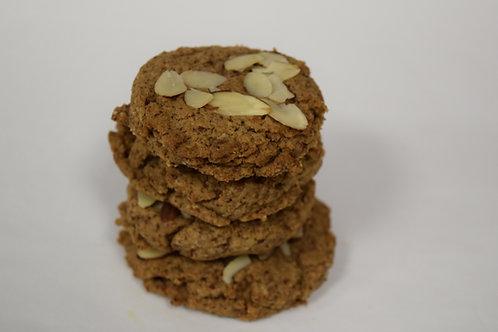 Almond Cookies- 12 Pack