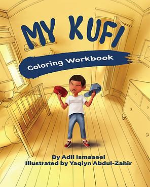 My Kufi Coloring Workbook