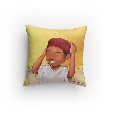 Rejoicing Jaysh Pillow