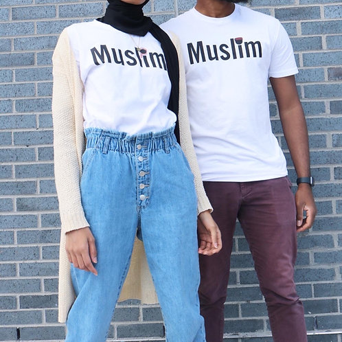 Muslim Tee His & Hers Combo