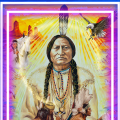 """""""The message from Chief Sitting Bull ..."""""""