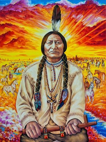 The Spirit of Sitting Bull