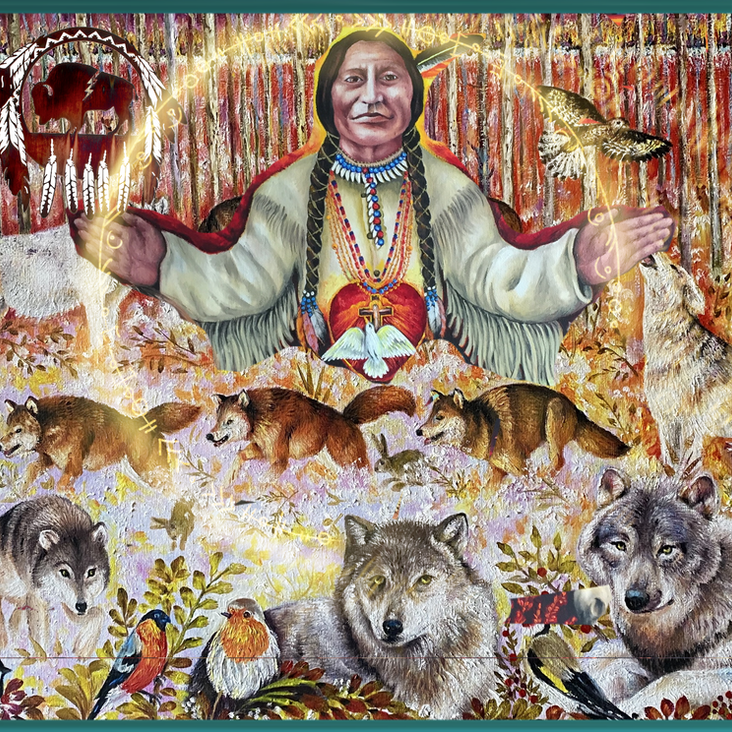 """Chief Sitting Bull"""