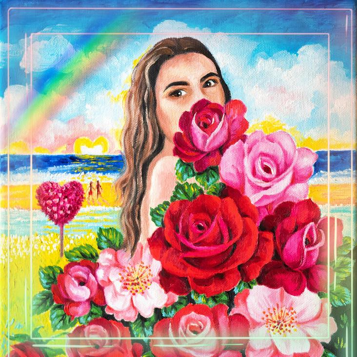 """""""A rose garder ..."""""""