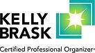 Kelly Brask Certified Professional Organizer logo