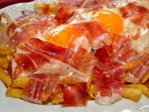 Huevos con jamón. Renta Fija y Renta Variable