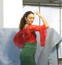 Flamenco Dancer with Damian Callan