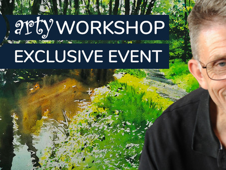 Workshop: Forest River Reflections with Joe Dowden