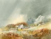 Painting a Mountain Farm