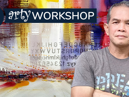 Workshop: Spontaneous Cityscape with Agus Budiyanto