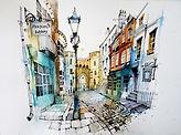 Urban Sketch Windsor