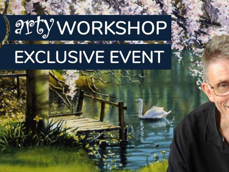 Workshop: Blossom Pond with Joe Dowden
