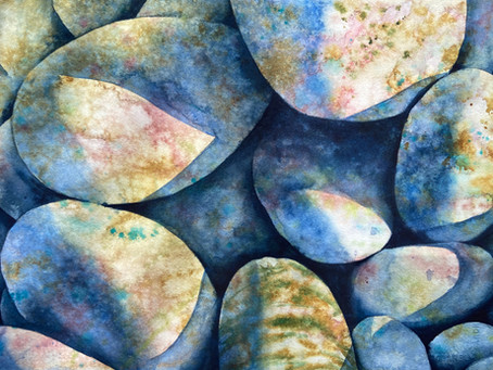 3D Textured Rocks with David R Smith