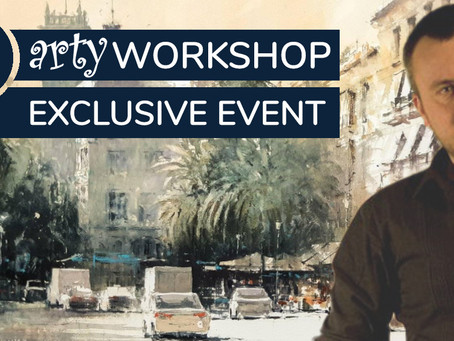 Workshop: One afternoon in Valencia, with Michal Jasiewicz