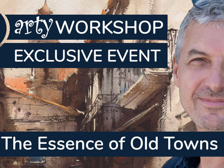 Workshop: The Essence of Old Towns