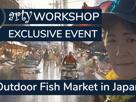 Workshop: Fish Market in Japan