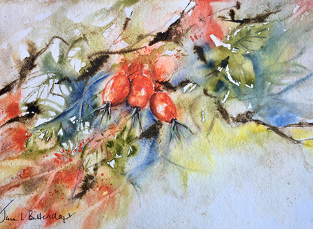 Introduction to Autumn with Jane Betteridge