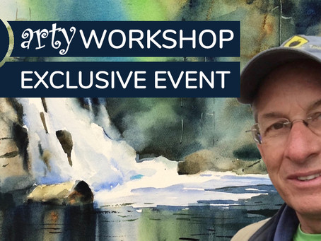 Workshop: Tumbling water with Randy Hale