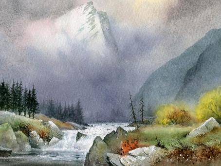 Mountain Stream with David Bellamy