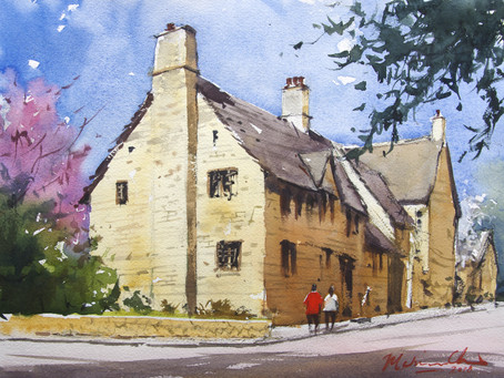 Special: A Cotswold Cottage with Marvin Chew
