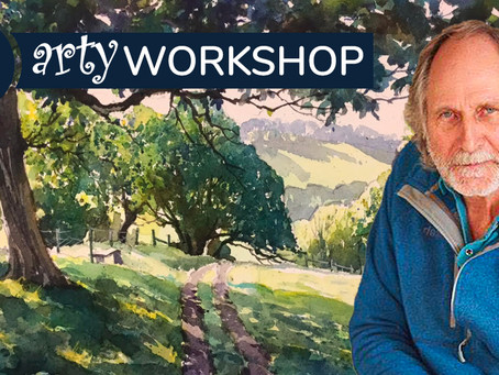 Workshop: Glorious Greens with Barry Herniman