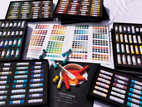Pastel Techniques & Textures with Robert Dutton